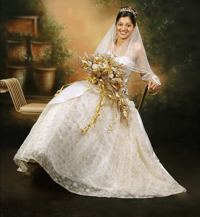Bridal Gowns  Bangalore : Wedding gowns from concetta bridals mangalore